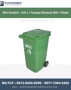 tempat sampah 240 liter , tempat sampah plastik,tong sampah roda , jual tempat sampah bio earth , jual tempat sampah di pontianak , surabaya,jogja,bandung